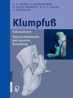 Anderhuber, Friedrich - Klumpfuß, e-bok