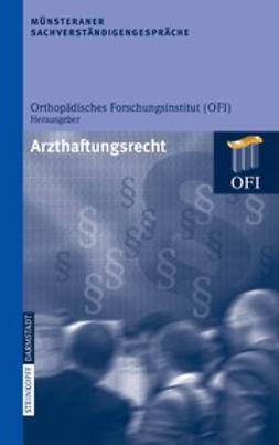 - Münsteraner Sachverständigengespräche, ebook