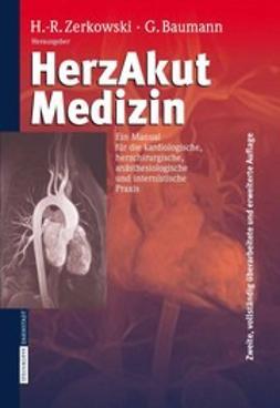 Baumann, G. - HerzAkutMedizin, ebook