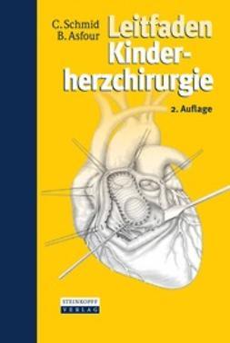 Schmid, Christof - Leitfaden Kinderherzchirurgie, e-kirja