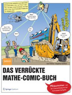 Höfner, Gert - Das verrückte Mathe-Comic-Buch, ebook