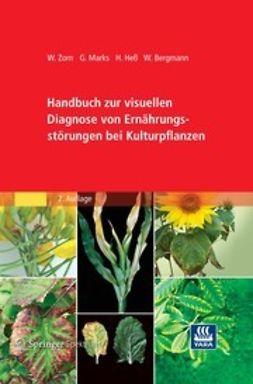 Zorn, Wilfried - Handbuch zur visuellen Diagnose von Ernährungsstörungen bei Kulturpflanzen, ebook