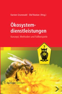 Grunewald, Karsten - Ökosystemdienstleistungen, ebook