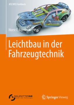 Friedrich, Horst E. - Leichtbau in der Fahrzeugtechnik, e-bok