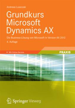 Dynamics Ax Ebook