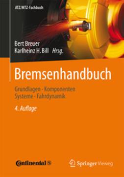 Breuer, Bert - Bremsenhandbuch, ebook