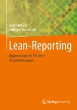 Bär, Reinhard - Lean-Reporting, ebook
