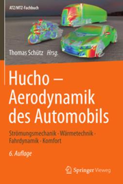 Schütz, Thomas - Hucho - Aerodynamik des Automobils, ebook