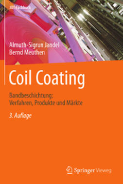 Jandel, Almuth-Sigrun - Coil Coating, ebook