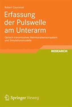 Couronné, Robert - Erfassung der Pulswelle am Unterarm, ebook