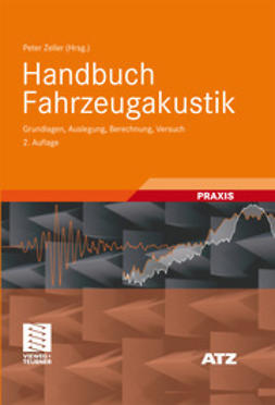 Zeller, Peter - Handbuch Fahrzeugakustik, ebook