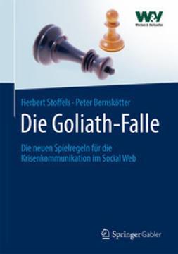 Stoffels, Herbert - Die Goliath-Falle, e-bok
