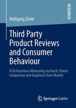 Ziniel, Wolfgang - Third Party Product Reviews and Consumer Behaviour, ebook