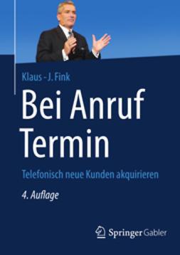 Fink, Klaus-J. - Bei Anruf Termin, ebook