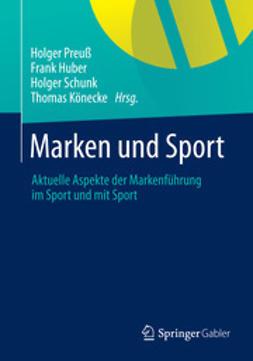 Preuß, Holger - Marken und Sport, ebook