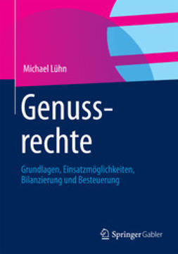 Lühn, Michael - Genussrechte, ebook