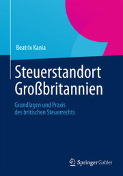 Raible, Hans-Peter - Steuerstandort Großbritannien, ebook