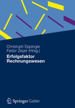 Eppinger, Christoph - Erfolgsfaktor Rechnungswesen, ebook