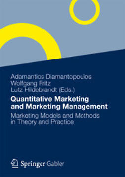 Diamantopoulos, Adamantios - Quantitative Marketing and Marketing Management, ebook