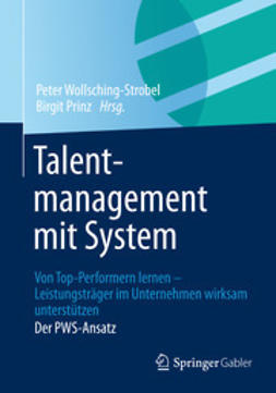 Wollsching-Strobel, Peter - Talentmanagement mit System, ebook
