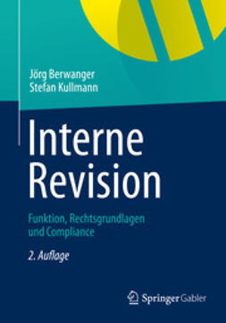 Berwanger, Jörg - Interne Revision, ebook