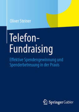 Steiner, Oliver - Telefon-Fundraising, ebook