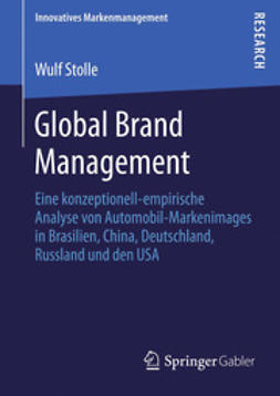 Stolle, Wulf - Global Brand Management, e-bok