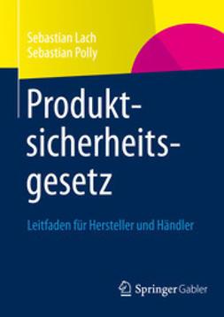 Lach, Sebastian - Produktsicherheitsgesetz, ebook