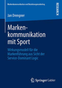 Drengner, Jan - Markenkommunikation mit Sport, ebook