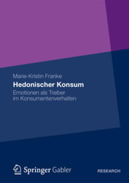 Franke, Marie-Kristin - Hedonischer Konsum, ebook
