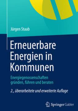 Staab, Jürgen - Erneuerbare Energien in Kommunen, ebook