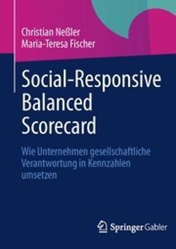Neßler, Christian - Social-Responsive Balanced Scorecard, ebook
