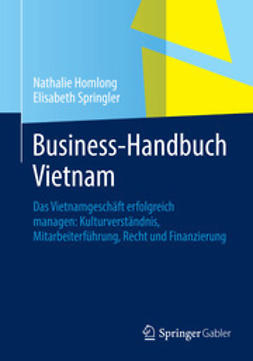 Homlong, Nathalie - Business-Handbuch Vietnam, ebook