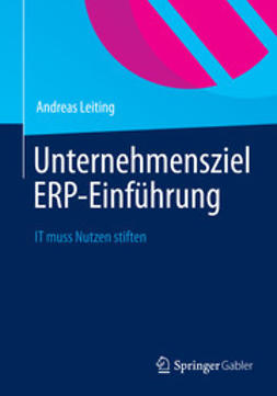 Leiting, Andreas - Unternehmensziel ERP-Einführung, ebook