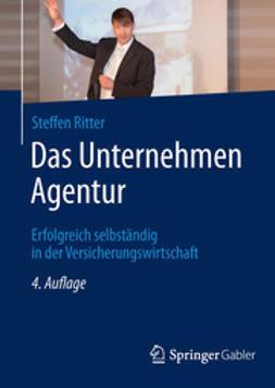 Ritter, Steffen - Das Unternehmen Agentur, e-bok