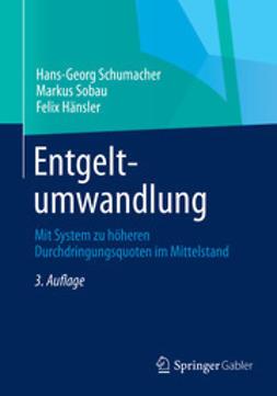 Schumacher, Hans-Georg - Entgeltumwandlung, ebook