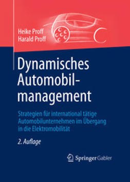 Proff, Heike - Dynamisches Automobilmanagement, ebook