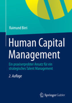 Birri, Raimund - Human Capital Management, ebook