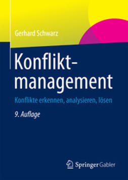 Schwarz, Gerhard - Konfliktmanagement, ebook