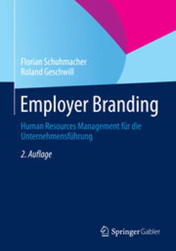 Schuhmacher, Florian - Employer Branding, ebook