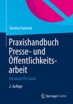 Puttenat, Daniela - Praxishandbuch Presse- und Öffentlichkeitsarbeit, ebook