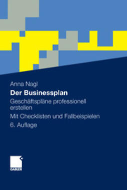 Nagl, Anna - Der Businessplan, ebook
