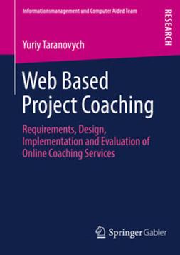 Taranovych, Yuriy - Web Based Project Coaching, e-kirja