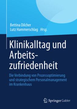 Dilcher, Bettina - Klinikalltag und Arbeitszufriedenheit, ebook