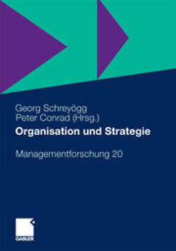 Schreyögg, Georg - Organisation und Strategie, ebook