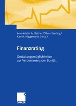 Achleitner, Ann-Kristin - Finanzrating, ebook