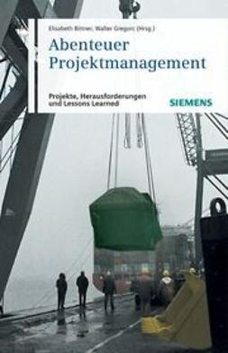 Bittner, Elisabeth - Abenteuer Projektmanagement: Projekte, Herausforderungen und Lessons Learned, ebook