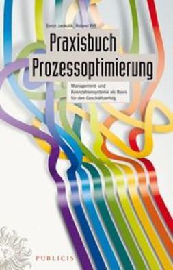 Kiessling, Friedrich - Praxisbuch Prozessoptimierung: Management- und Kennzahlensysteme als Basis fur den Geschaftserfolg, ebook