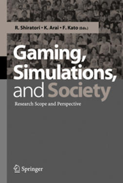 Arai, Kiyoshi - Gaming, Simulations, and Society, ebook