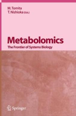 Nishioka, Takaaki - Metabolomics, e-bok